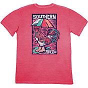 Southern Fried Cotton Women's Bird Bath T-Shirt