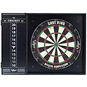 Viper Steadfast Dart Backboard with Shot King Sisal Dartboard