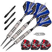 Viper Cold Steel Tip 24g Darts with Casemaster Salvo Dart Case
