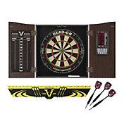 Viper Vault Deluxe Dartboard Cabinet Bundle