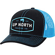 Up North Trading Company Men's Bass Snapback Trucker Hat