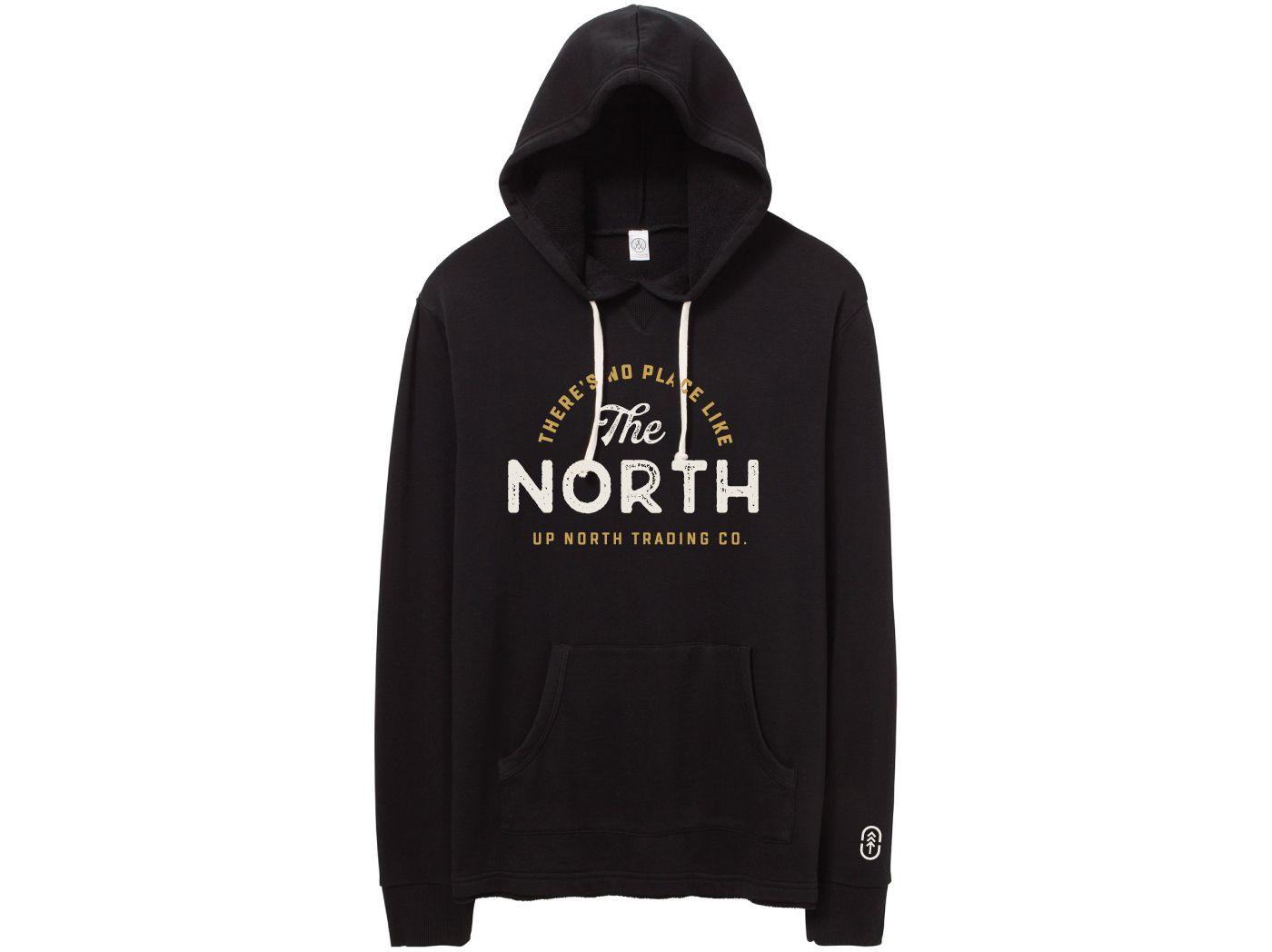 Up North Trading Company Men's Bonfire Hoodie