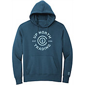 Up North Trading Company Men's Text Hoodie