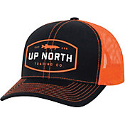 Up North Trading Company Men's Northern Muskie Snapback Trucker Hat