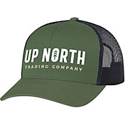 Up North Trading Company Men's Quarry Snapback Trucker Hat