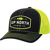 Up North Trading Company Men's Walleye Snapback Trucker Hat