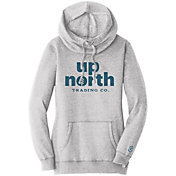 Up North Trading Company Women's Tofte Text Hoodie