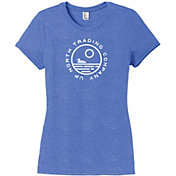 Up North Trading Company Women's Logo Short Sleeve T-Shirt