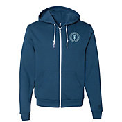 Up North Trading Company Women's Round Lake Full Zip Hoodie