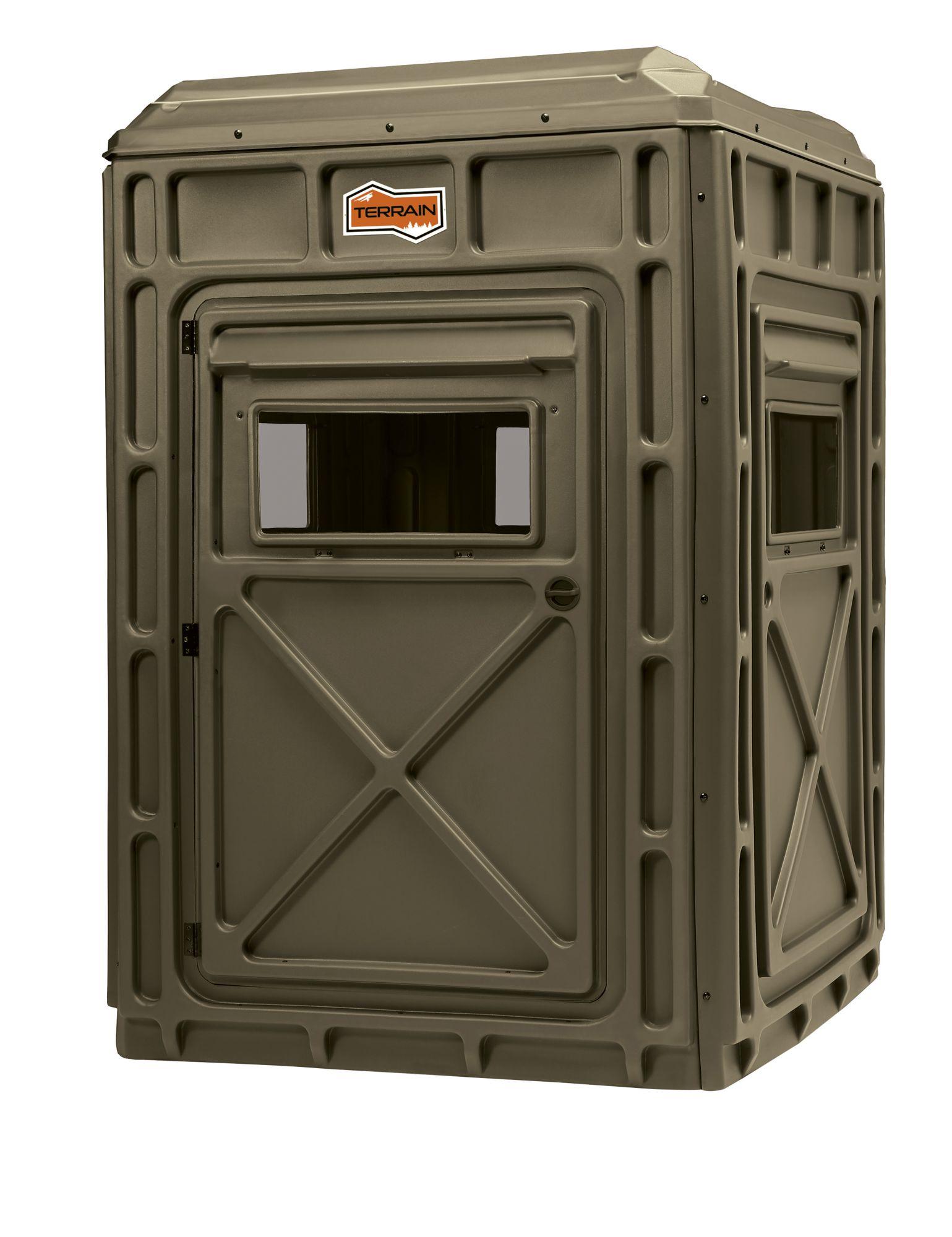 Terrain Edge Box Blind