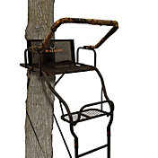 New Treestand and Blinds