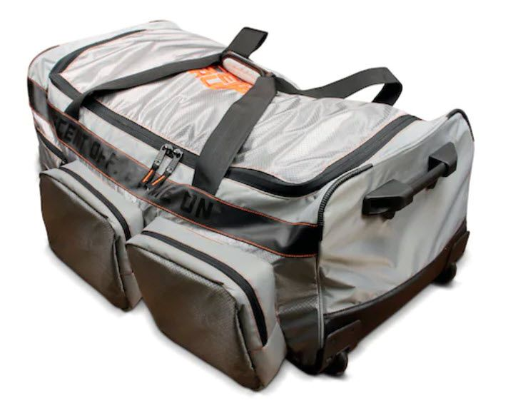 Scent Crusher Halo Series Rolling Transport Bag