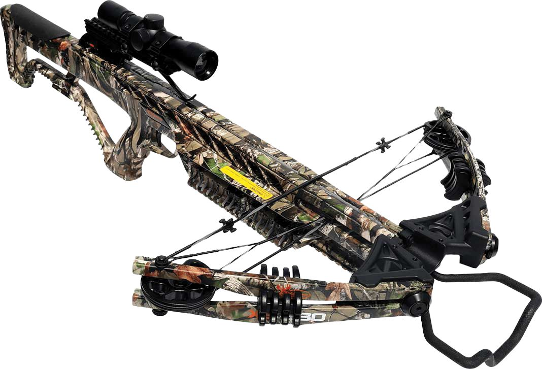 Wildgame Innovations XB380 Crossbow Package thumbnail
