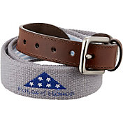 Walter Hagen Men's Folds of Honor Embriodered Golf Belt