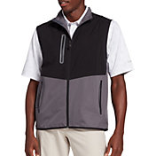 Walter Hagen Men's Full-Zip Technical Golf Vest