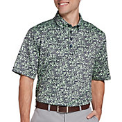 Walter Hagen Perfect 11 Ditsy Floral Polo