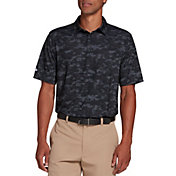 Walter Hagen Men's Folds Of Honor Perfect 11 All Over Camo Printed Golf Polo