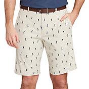 "Walter Hagen Men's Perfect 11 Mini Golfer Print 10"" Golf Shorts"