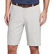 Walter Hagen Men's P11 Tonal Plaid Golf Shorts