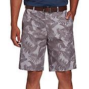 Walter Hagen Men's Perfect 11 Tonal Tropical Print Golf Shorts