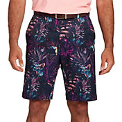 Walter Hagen Men's Perfect 11 Tropical Printed Golf Shorts