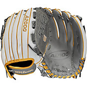 Wilson 12.5'' A2000 SuperSkin Series V125 Fastpitch Glove 2021