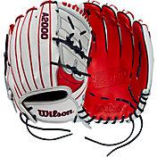 "Wilson 12.25"" Monica Abbott A2000 Series Game Model Fastpitch Glove 2021"