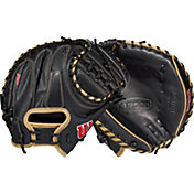 Wilson 33.5'' A2000 SuperSkin Series M1D Catcher's Mitt 2021