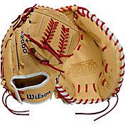 Wilson 34'' Aubree Munro A2000 Series Game Model Fastpitch Catcher's Mitt 2021
