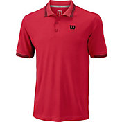 Wilson Men's Star Tipped Tennis Polo