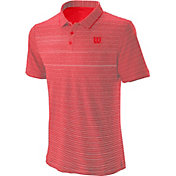 Wilson Men's Training Tennis Polo
