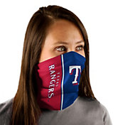 Wincraft Adult Texas Rangers Split Neck Gaiter