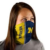 Wincraft Adult Michigan Wolverines Split Neck Gaiter