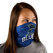 Wincraft Adult St. Louis Blues Heathered Neck Gaiter