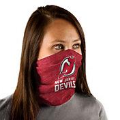 Wincraft Adult New Jersey Devils Heathered Neck Gaiter