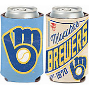 WinCraft Milwaukee Brewers Can Coozie