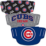 Wincraft Chicago Cubs Face Coverings – 3-Pack