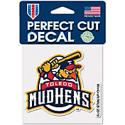 WinCraft Toledo Mud Hens 4'x4' Decal