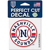 WinCraft Nashville Sounds 4'x4' Decal