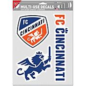 WinCraft FC Cincinnati Decal Sheet