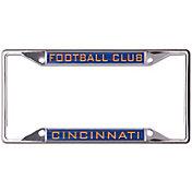 WinCraft FC Cincinnati License Plate Frame