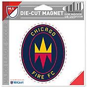 WinCraft Chicago Fire Die-Cut Magnet