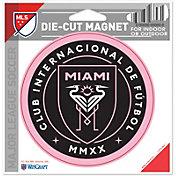WinCraft Inter Miami CF Die-Cut Magnet
