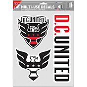 WinCraft D.C. United Decal Sheet