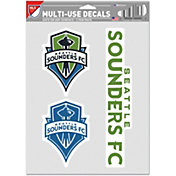 WinCraft Seattle Sounders Decal Sheet