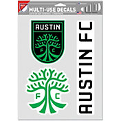 WinCraft Austin FC Decal Sheet