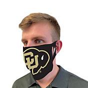Wincraft Adult Colorado Buffaloes Black Face Mask