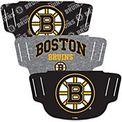 Wincraft Boston Bruins Face Mask – 3-Pack
