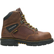 "Wolverine Men's Hellcat 6"" Soft Work Boots"