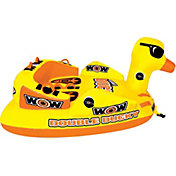 WOW Double Ducky 2-Person Towable Tube